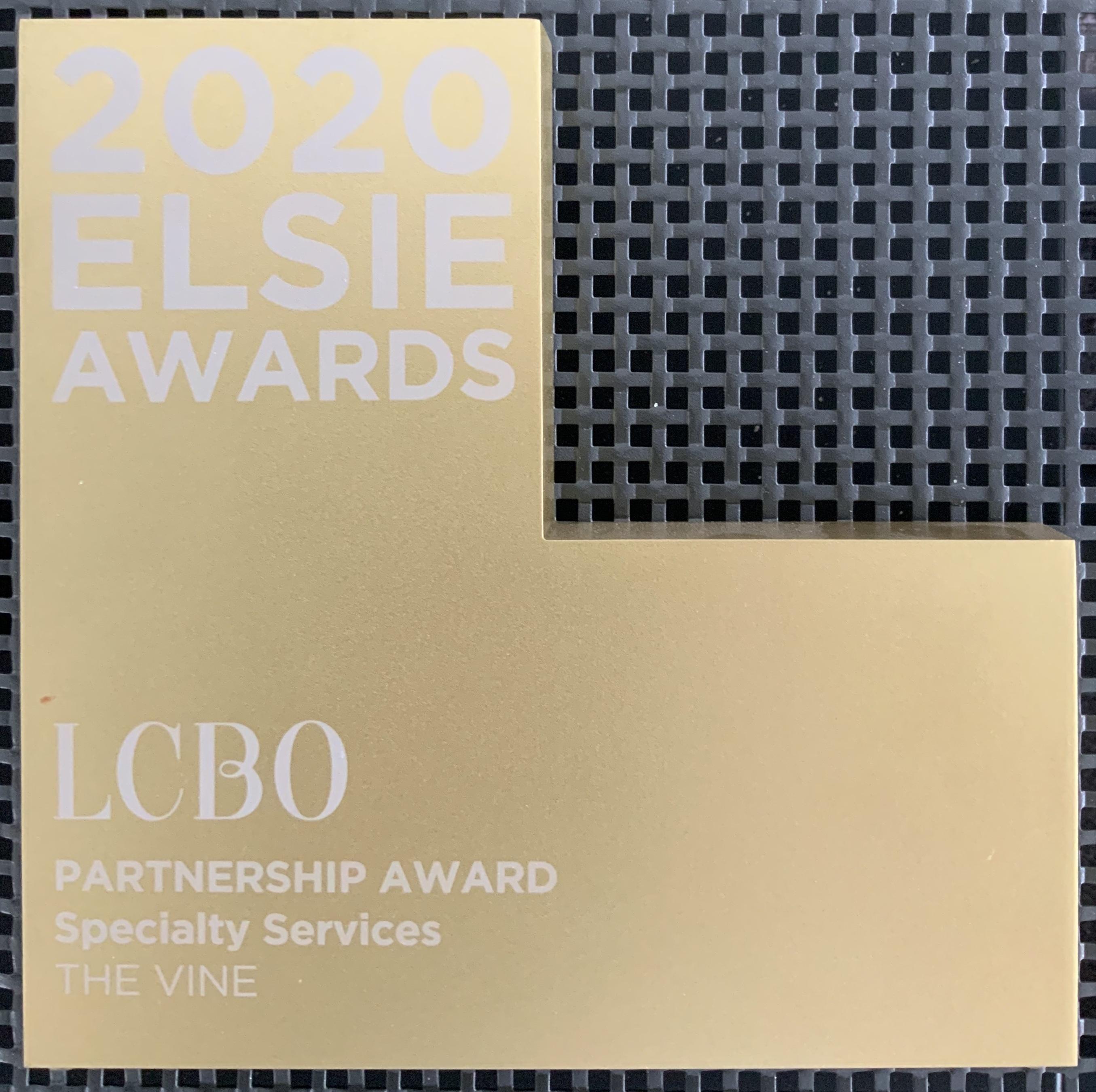 Elsie Award 2020